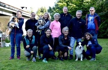 Frisbee Dog Seminar in Denmark 2017